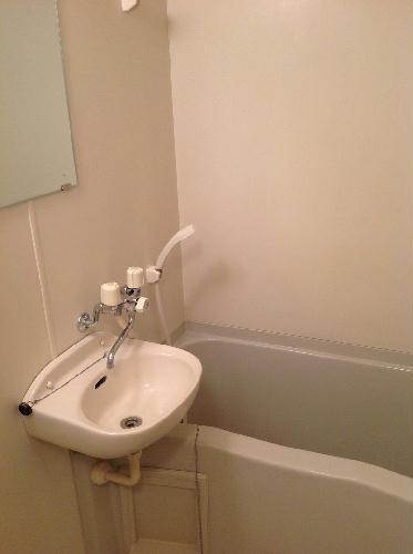 レオパレス翔 305号室の風呂
