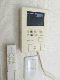 パルテアN 101号室のセキュリティ