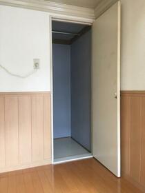 パルテアN 101号室の収納