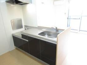 サン・ボナール 101号室のキッチン