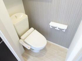 サン・ボナール 101号室のトイレ