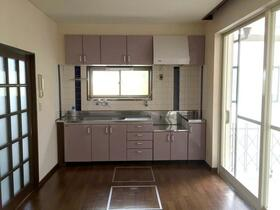 南街5丁目貸家のキッチン