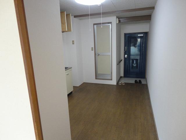 レジデンス桂 206号室の設備