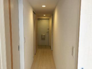 アジュール・コート久世 103号室の洗面所