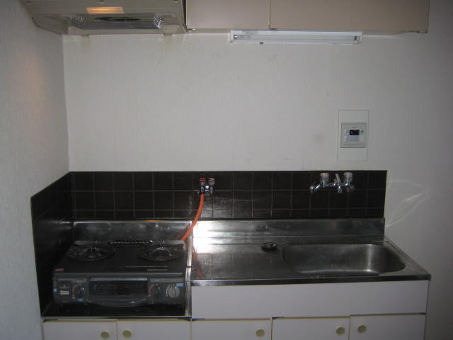 パセンテラ洛西 201号室のキッチン