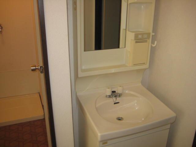 パセンテラ洛西 201号室の洗面所