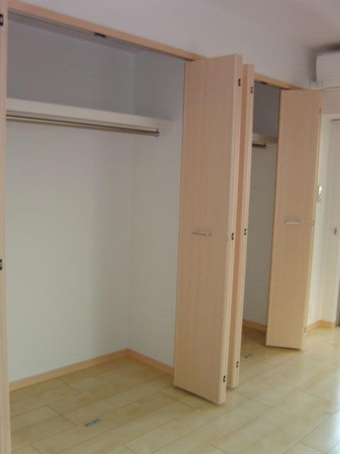 avanzar・florest 03040号室の収納