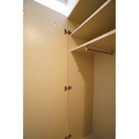 ダイホープラザ鶴見 0306号室の収納
