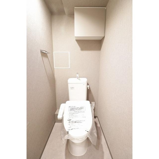 ライトテラス秋葉原 0303号室の洗面所
