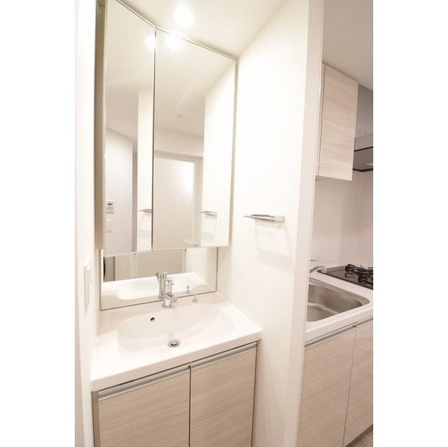 ライトテラス秋葉原 0303号室の風呂