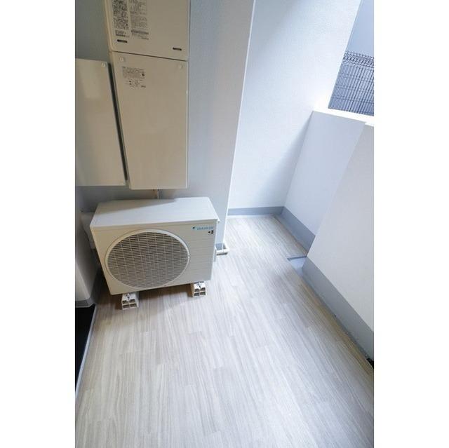 ライトテラス秋葉原 0901号室のトイレ