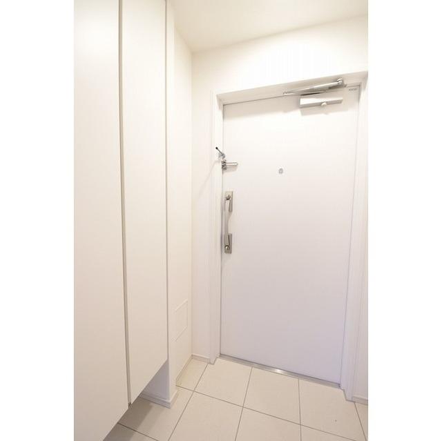 ライトテラス秋葉原 0901号室の洗面所