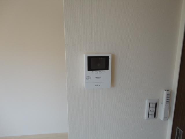ブレスドY&M 205号室のセキュリティ