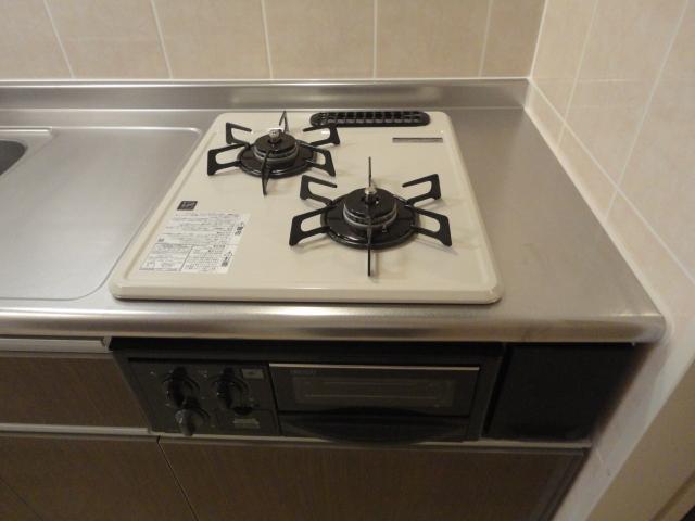 ブレスドY&M 205号室のキッチン