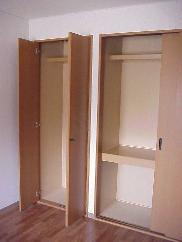ツインハイツB 203号室の洗面所