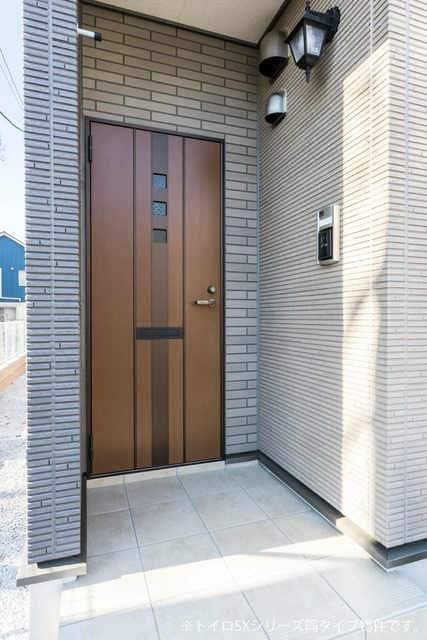 ソシア・北島 01010号室の玄関