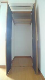 グレース西麻布 201号室の収納