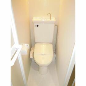 ロマネスク大濠第5 405号室のトイレ