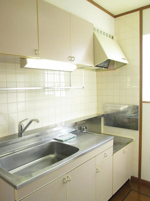 トゥルスⅠ 01010号室のキッチン