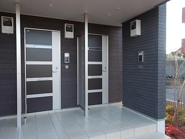 ラ・ルミエール 01030号室のセキュリティ