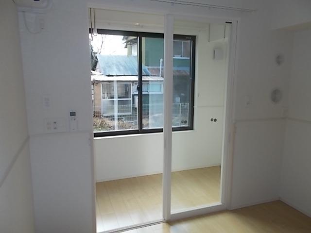 ラ・ルミエール 01030号室のエントランス