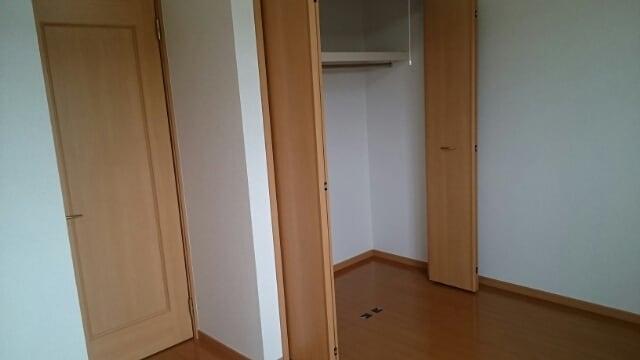 スターズ 02030号室の収納