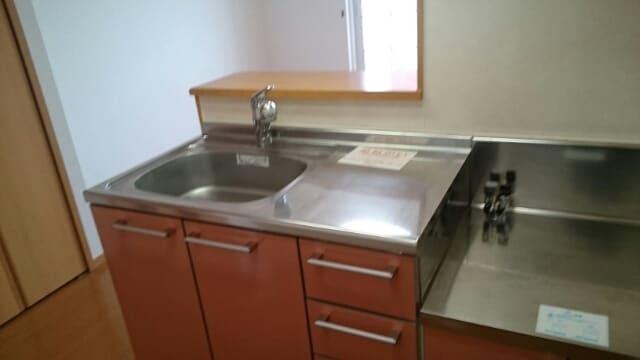スターズ 02030号室のキッチン
