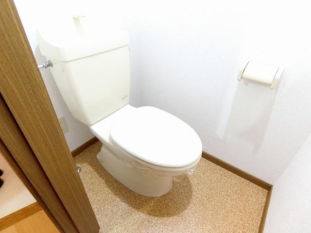 マイネ・S5 02020号室のトイレ