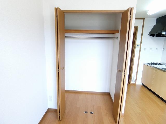 マイネ・S5 02020号室の収納