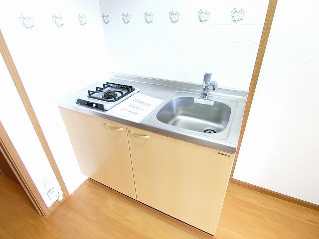 マイネ・S5 02020号室のキッチン