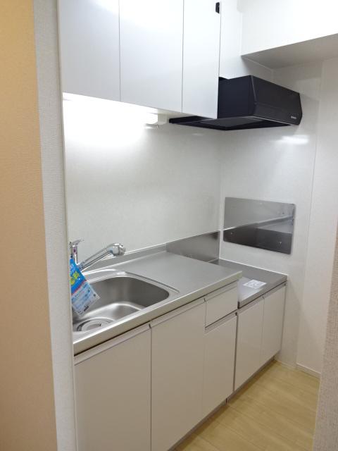 LA PORTE 02020号室のキッチン