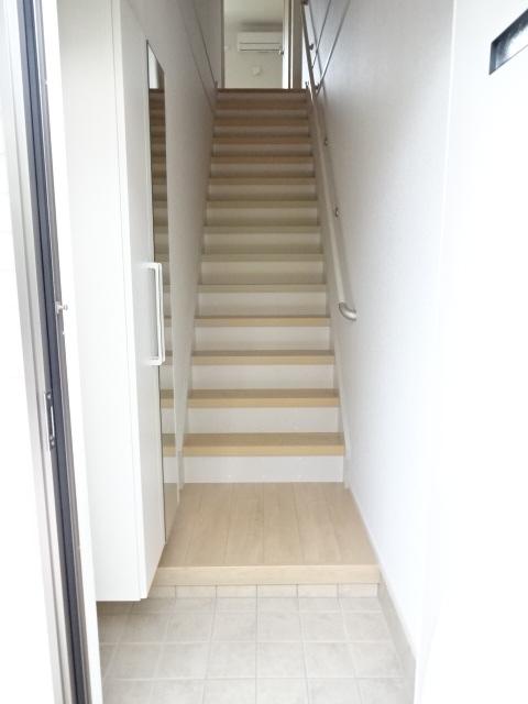 LA PORTE 02020号室の居室