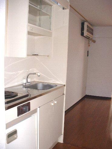 αNEXT明和 301号室のキッチン