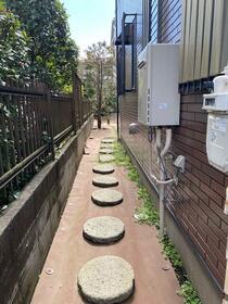 アルベール高井戸の洗面所
