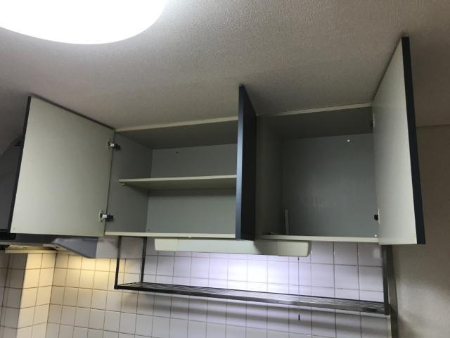ミサオガーデンホルム 101号室の収納