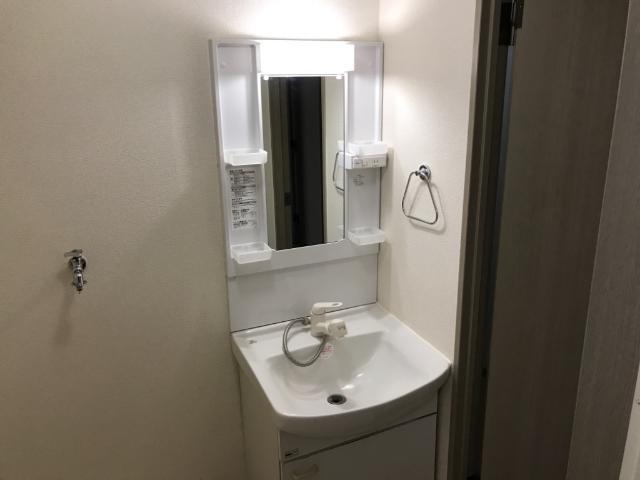 ミサオガーデンホルム 101号室のキッチン