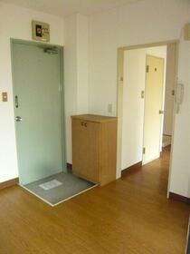 長瀬ビル 201号室の玄関