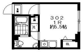 レスツオン参宮橋・302号室の間取り
