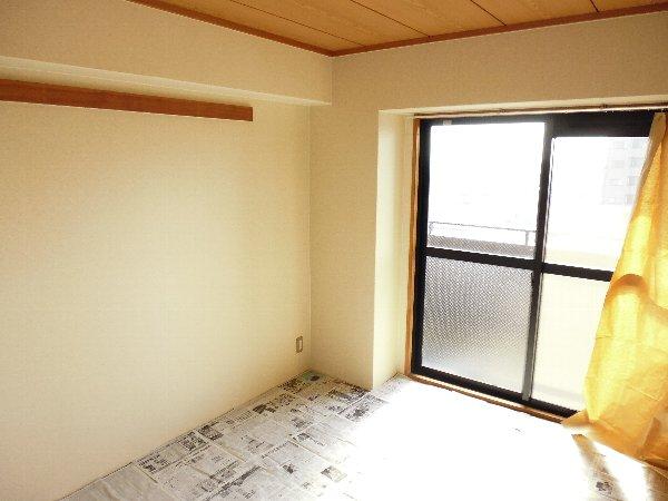 カサ・デ・高ノ手 501号室のリビング