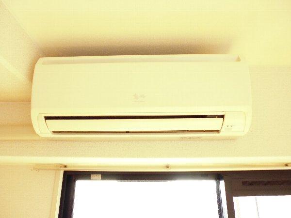 カサ・デ・高ノ手 501号室の収納