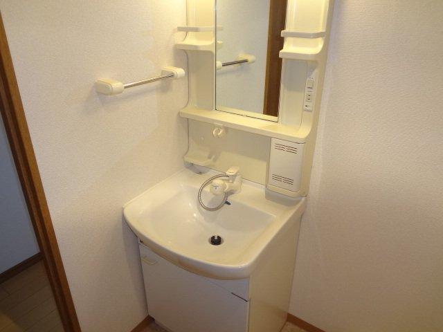 グレイスヴィラK 403号室の洗面所