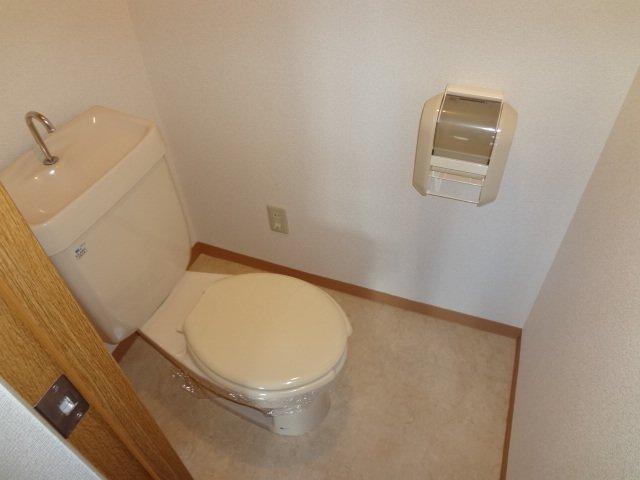 グレイスヴィラK 403号室のトイレ