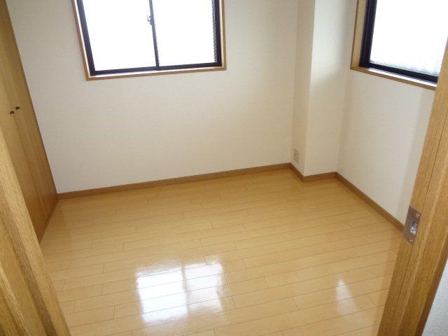 グレイスヴィラK 403号室のベッドルーム