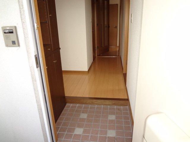 グレイスヴィラK 403号室の玄関