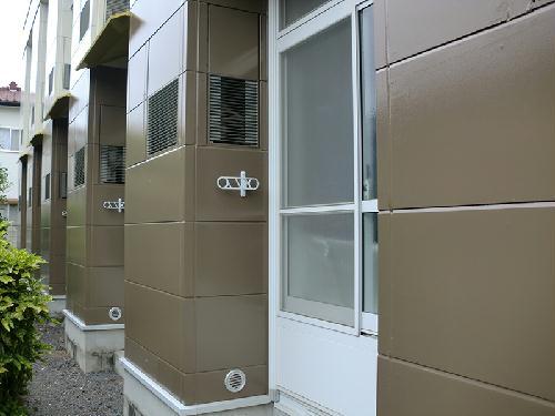 レオパレスクォーレ 101号室のバルコニー