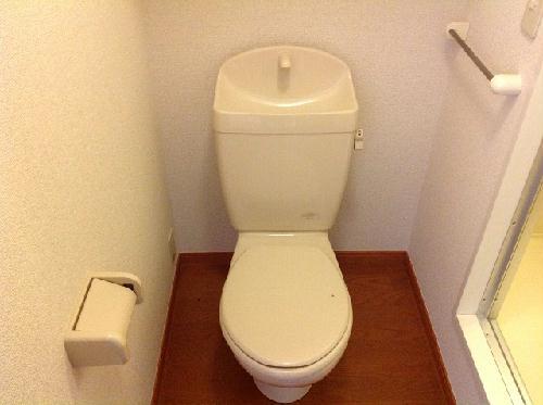 レオパレスMARINO 201号室の風呂
