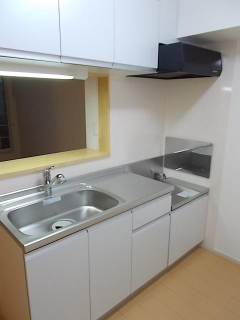 フェリチターレ 02030号室のキッチン
