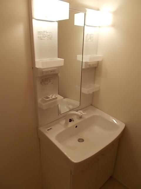 フェリチターレ 02030号室の洗面所