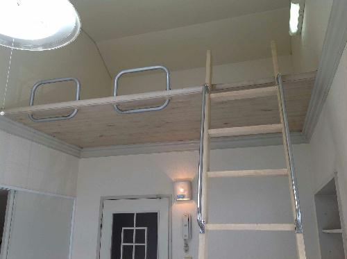 レオパレスキャリオカ 104号室の収納