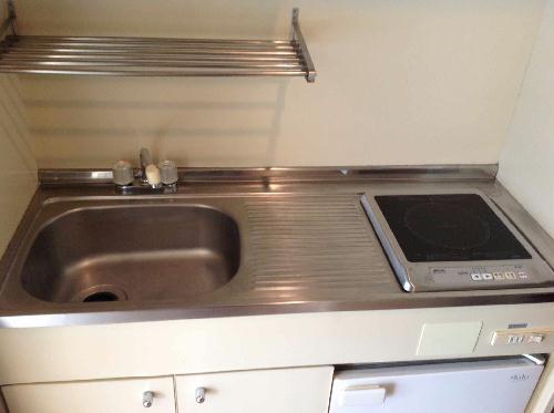 レオパレスキャリオカ 104号室のキッチン